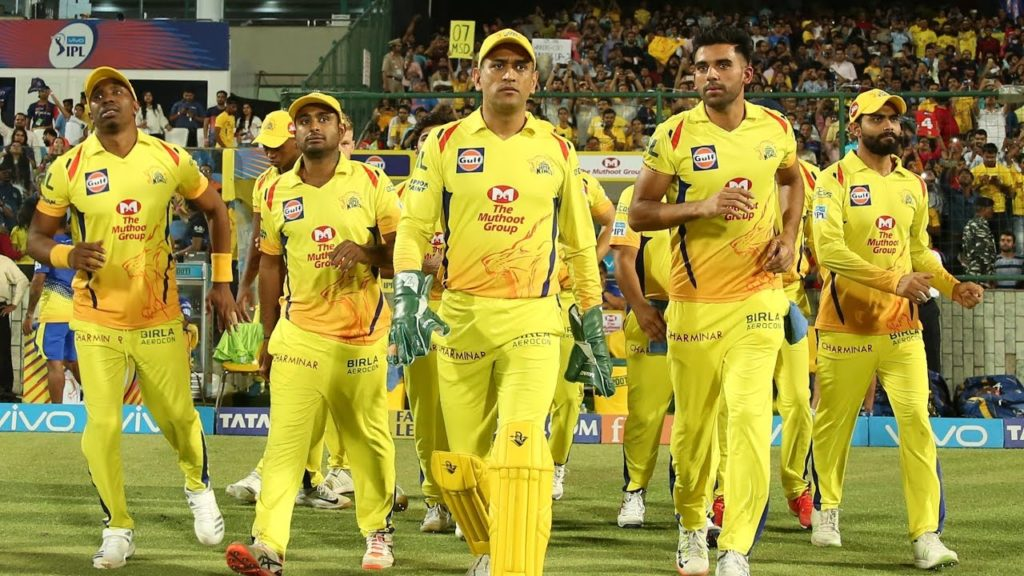 CSK to reach UAE before any other team for 13th IPL