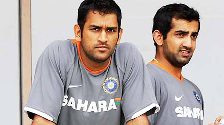 A Fan gives epic reply to Gautam Gambhir for his remark on MS Dhoni's legacy