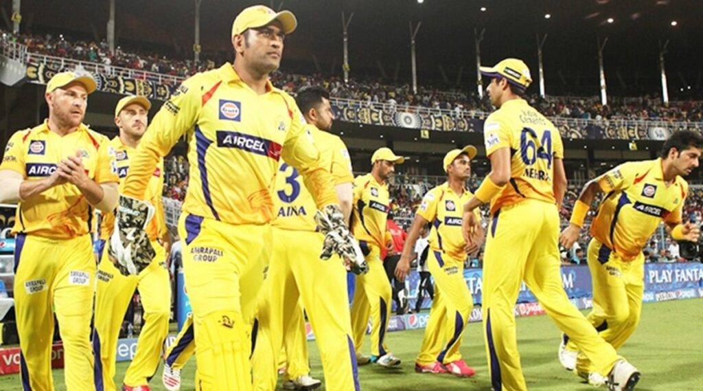 Another CSK player has been tested COVID-19 Positive