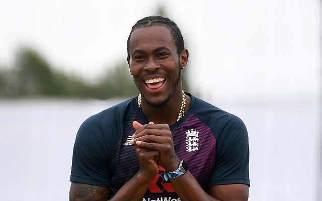 Jofra Archer's reply to a fan asking him 'Show Something More Beautiful Than A Female's Body'