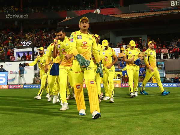 12 Members of CSK team has tested COVID-19 positive