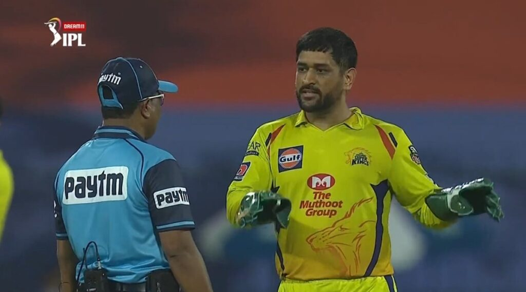 Sakshi Dhoni deletes tweet after MS Dhoni's clash with umpires