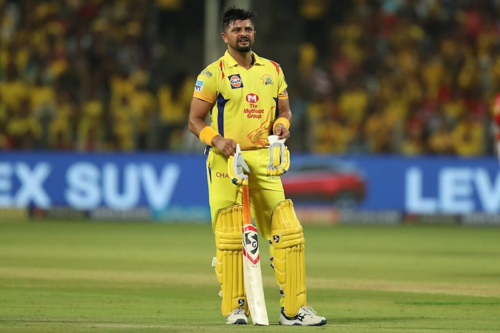 Suresh Raina unfollows CSK on Twitter, End of Road for Raina and CSK in IPL?