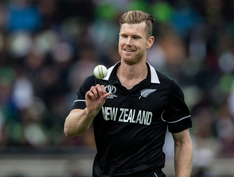 Jimmy Neesham comes up with a hilarious response to 'How many masks do you keep with yourself anytime?' a fan's question
