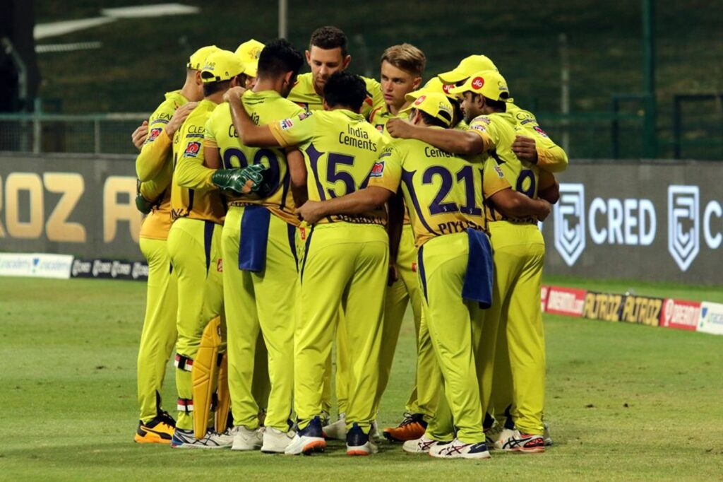 This is how Chennai Super Kings can qualify for Playoffs