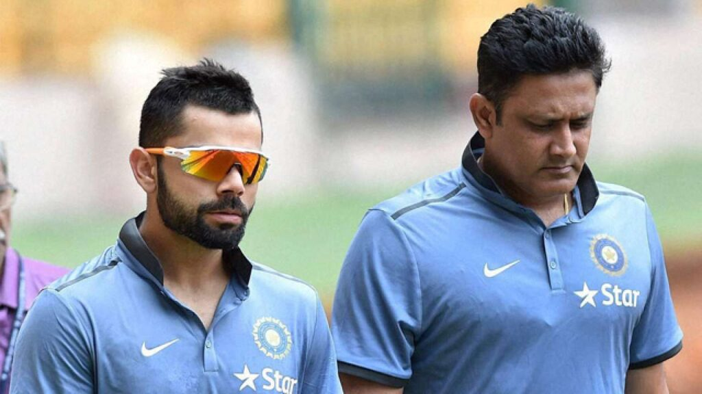 Virat Kohli's birthday quote for Anil Kumble takes everyone by surprise