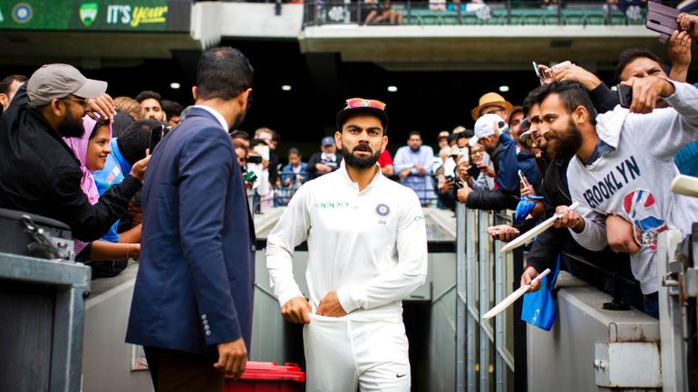 Crowd to return for Boxing Day test between India and England