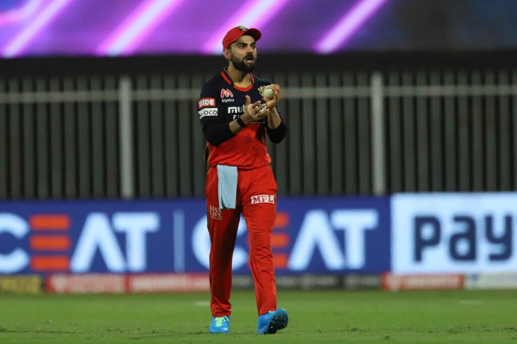 I would like to have the ability to review a wide: Kohli