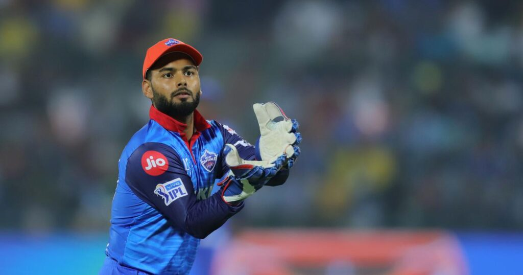 Rishabh Pant out for one Week as Delhi Capitals suffered second loss of the season