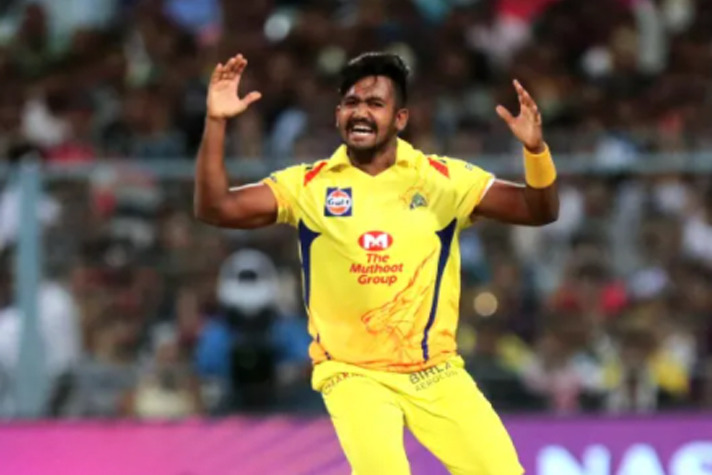 KM Asif re-joins CSK team bubble after six days Quarantine