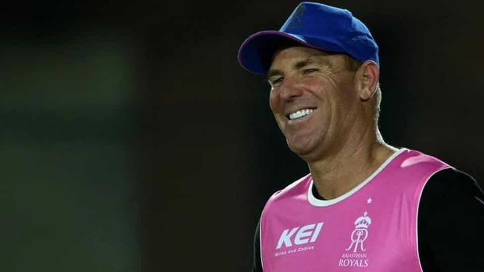Shane Warne picks his top 4 teams for the IPL 2020 playoffs