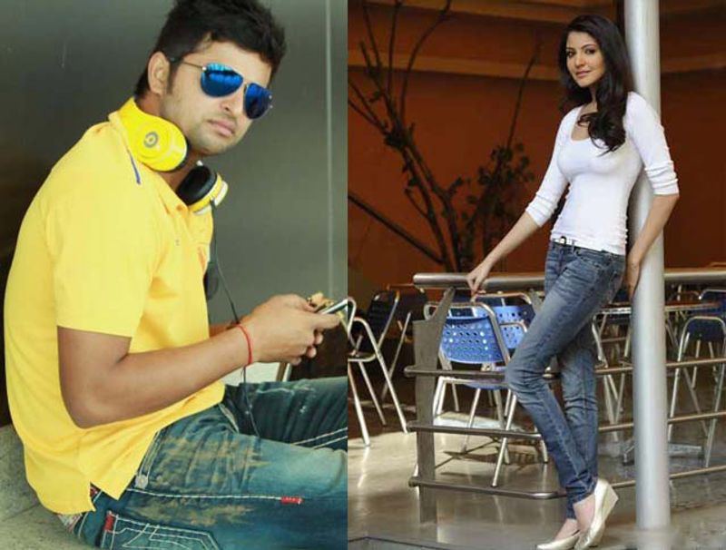 Was anything between Suresh Raina and Anushka Sharma?