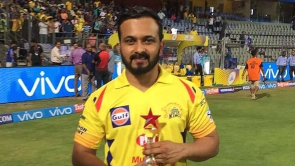 we thought that Kedar could play the spinner well, said Fleming
