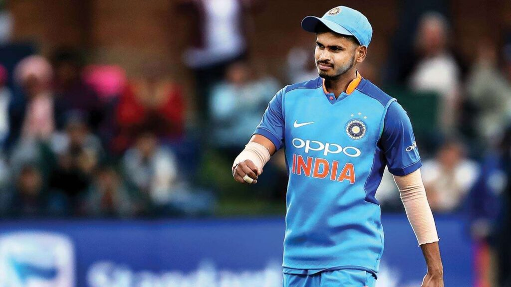 Alex Carey confessed that Shreyas Iyer has the epitome potential to lead Indian Team in the future