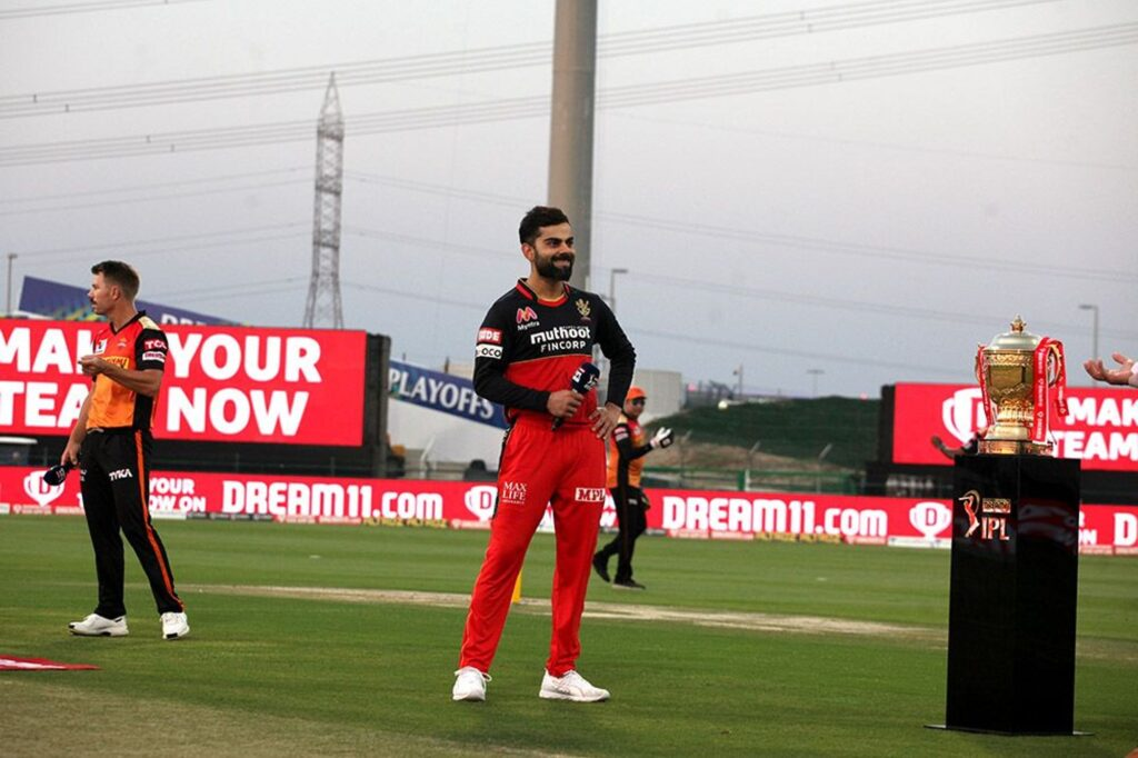 Gambhir and Sehwag comes up with different opinions on Virat Kohli's Captaincy after RCB's loss