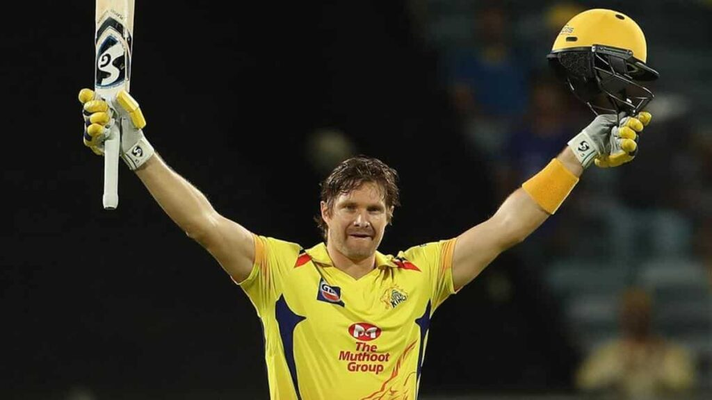 IPL 2020 : Shane Watson retires from all forms of cricket