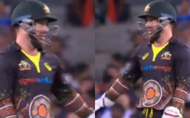 'Not quick enough like Dhoni'- Matthew Wade's statement came when Shikhar Dhawan gets survived by close stumping appeal