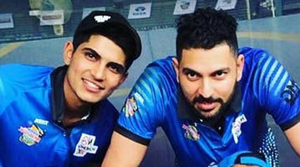 For keeping hands in the pocket during the international match, Shubman Gill trolled by Yuvraj Singh