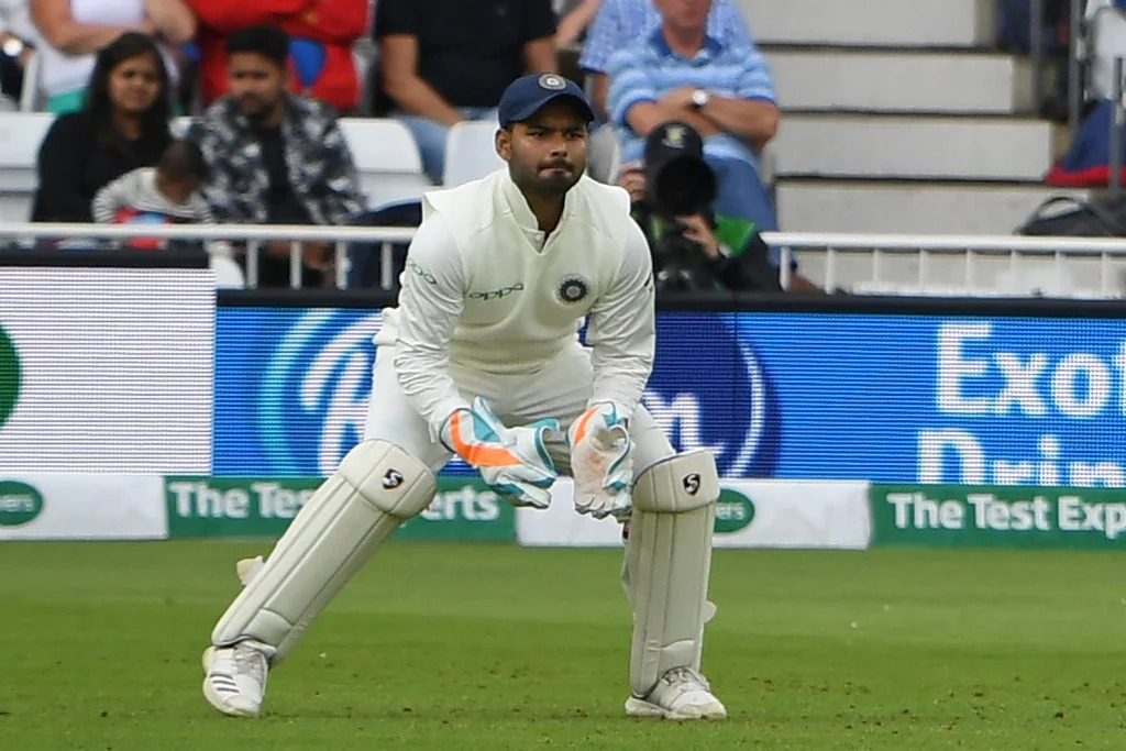 Rishabh Pant has resemblance as that of MS Dhoni