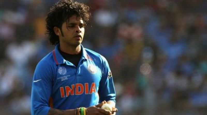 After seven years, S Sreesanth to play in Syed Mushtaq Ali Trophy