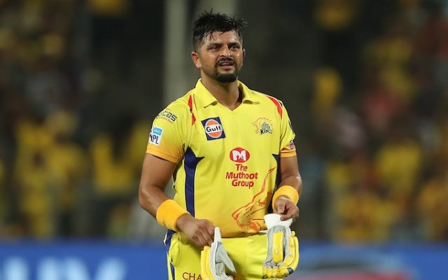 Chennai Super Kings officially declares Suresh Raina to be the part of the team