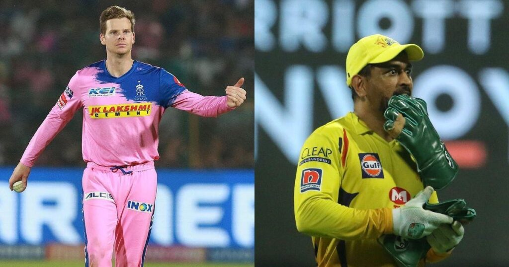 A funny response by Rajasthan Royals over trading of Steven Smith to Chennai Super Kings