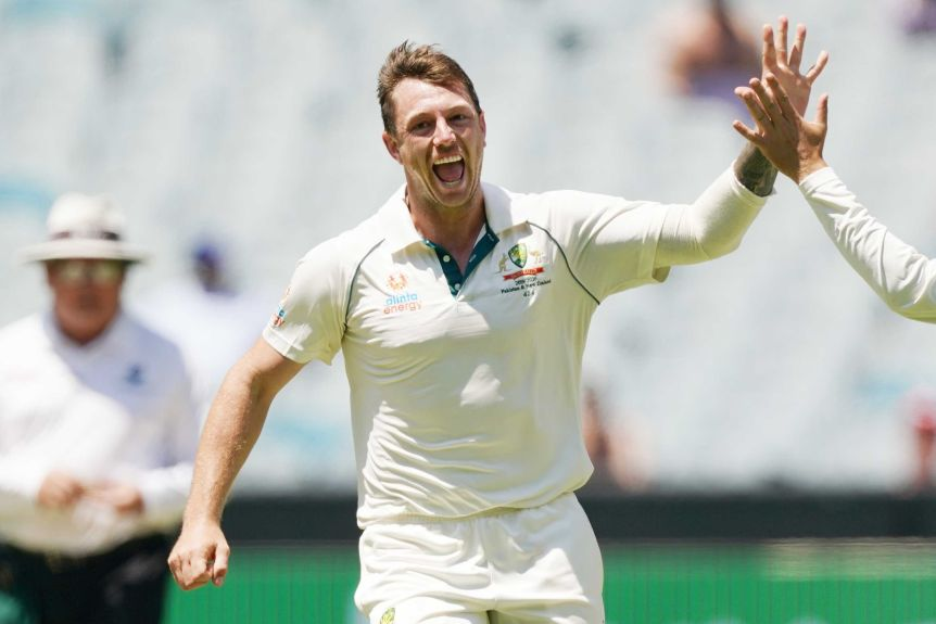 James Pattinson ruled out of SCG Test against India
