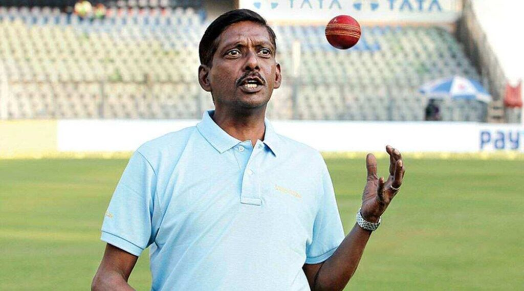 Former Indian Cricketer joined political party in Tamil Nadu