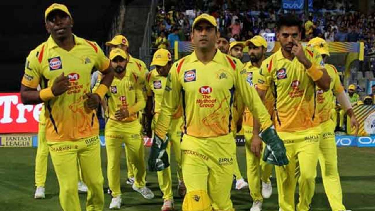 Possible Playing XI of Chennai Super Kings