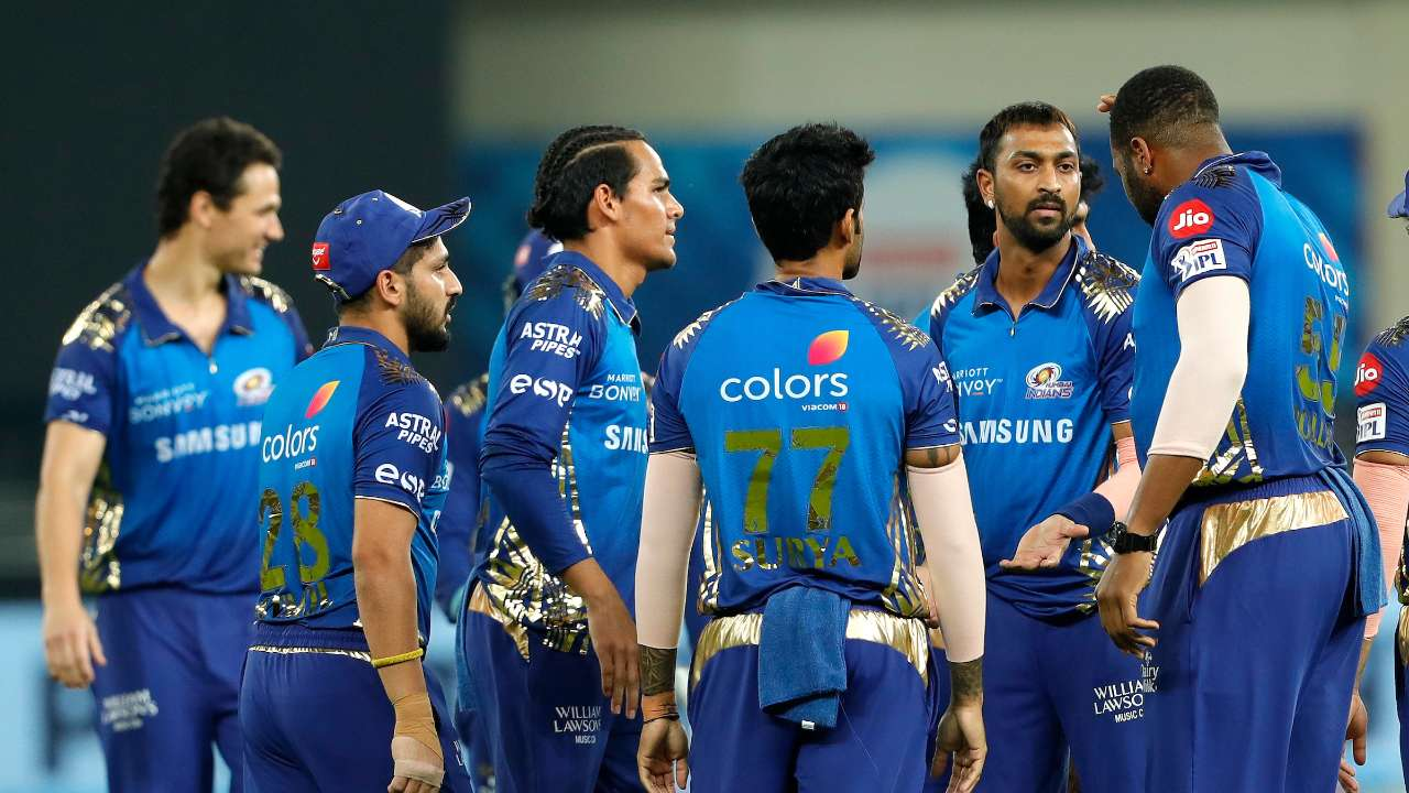 Five Players from the Mumbai Indians