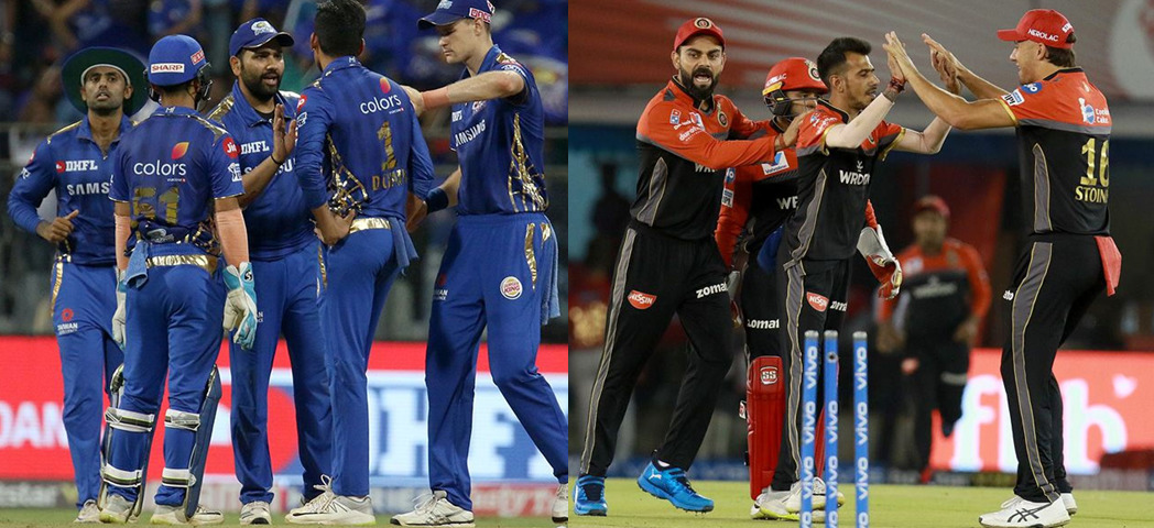 IPL 2019 : Possible playing XI of MI and RCB