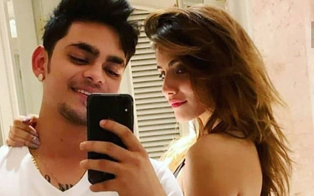 Ishan Kishan's picture with his girlfriend goes viral