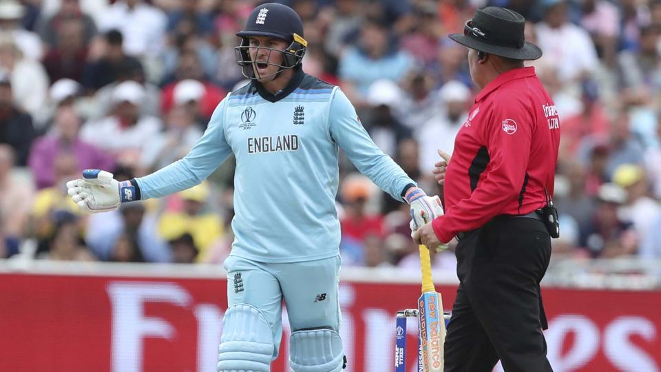 Jason Roy fined 30 percent of his match fees