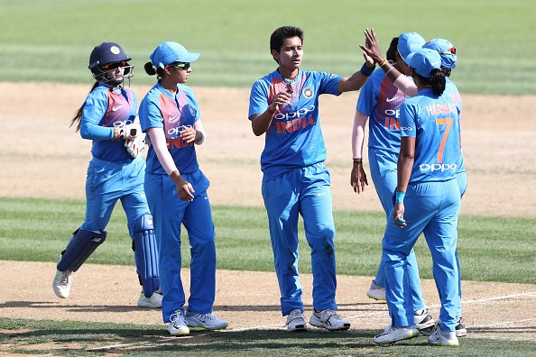 BCCI announced India Women's squad for South Africa series