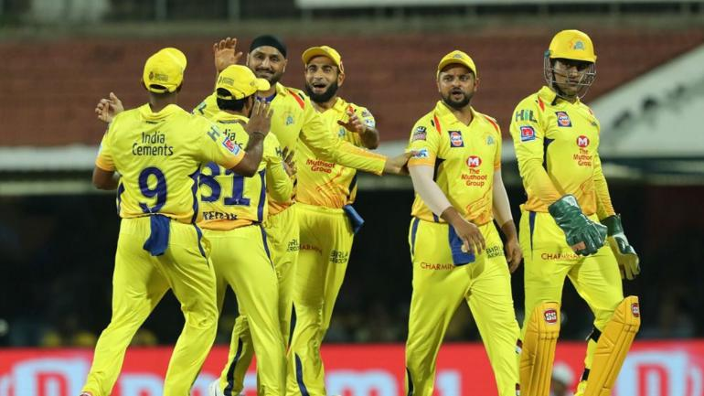 Chennai Super kings release five players ahead of IPL 2020 Auction