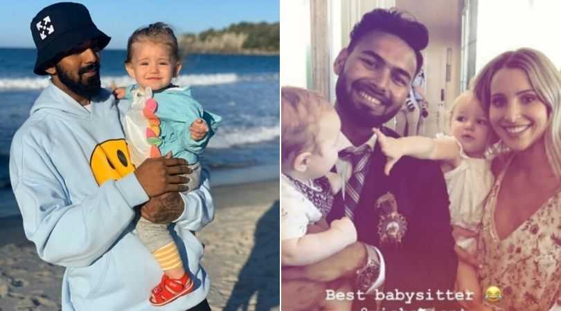 Read: Fans troll Rishabh Pant over KL Rahul's picture with infant Inaaya Sapru