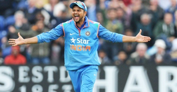 Suresh Raina reveals his first crush and inspiration on a game show