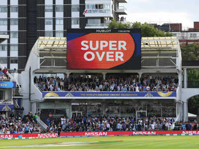 ICC'S new rule on Super-Over
