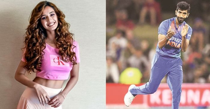 Bumrah is one of the finest: Bollywood diva Disha patani