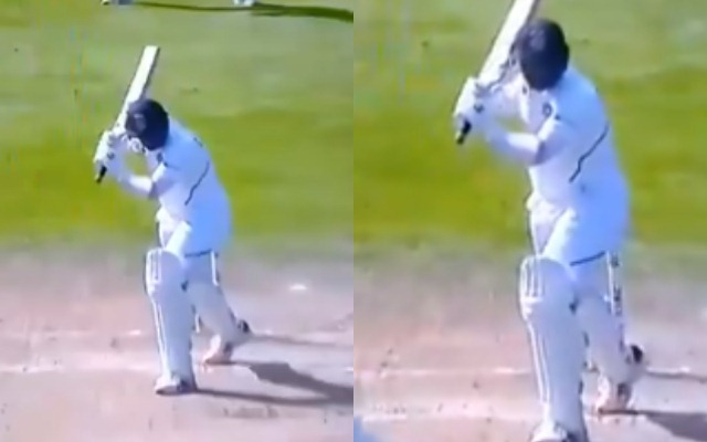 Trent Boult dismissed Cheteshwar Pujara with a brilliant Delivery