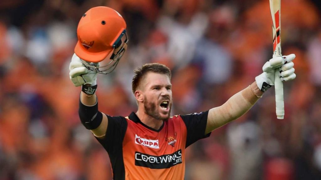 David Warner reappointed as a captain of SRH team