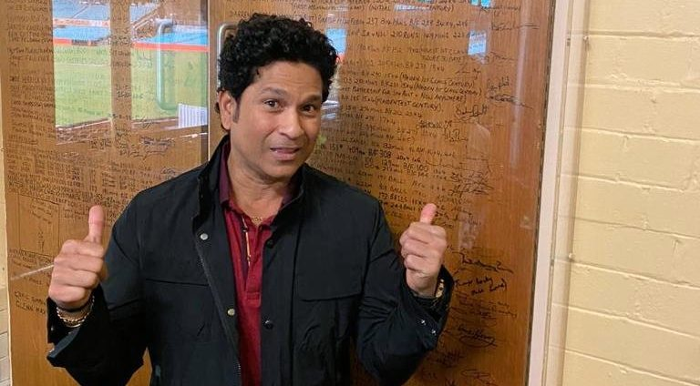 Sachin Revealed the name of the Player Who Reminds Him Of Himself