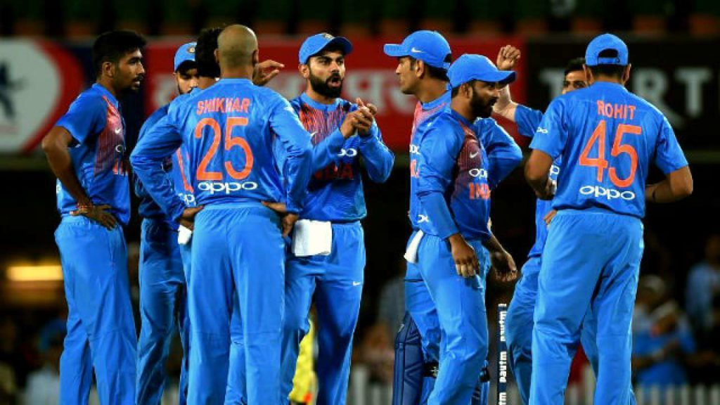 BCCI announced team India Squad for South Africa series