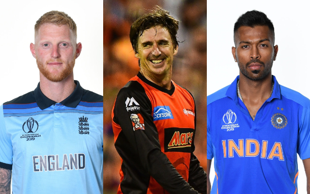 Who's the better between Hardik Pandya and Ben Stokes? – picks Brad Hogg