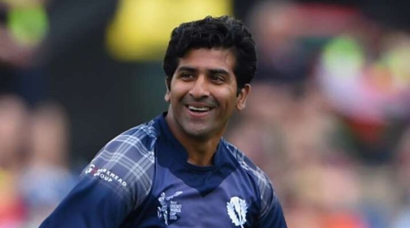 Majid Haq becomes the first Cricketer to Test positive of COVID-19