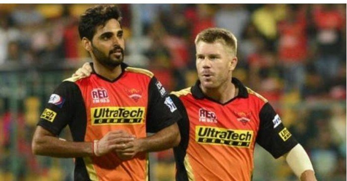 Bhuvi uproots Warner's stumps with a savage reply on the chat show