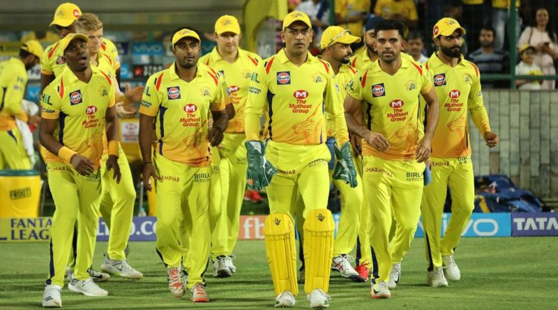 Chennai Super Kings market value hits a new low amid COVID-19 crisis