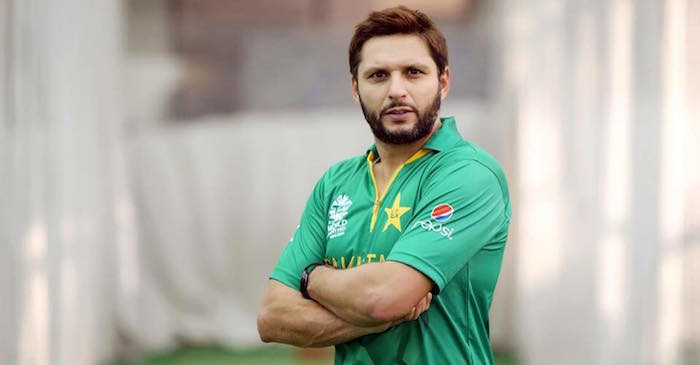 Shahid Afridi reveals all time XI of his contemporary Players
