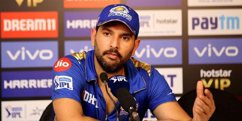 Yuvraj issues a public apology for his 'Casteist' comments on Yuzvendra Chahal