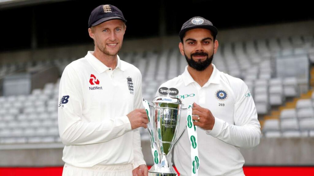 Sri Lankan to organise India – England Test series 2021